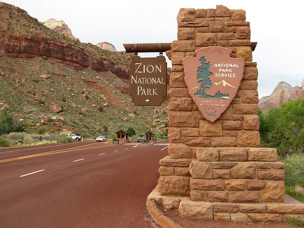 Zion National Park 2011