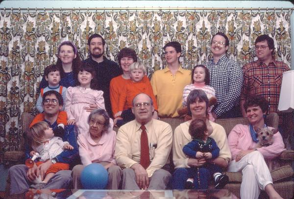 Family 1953-1999