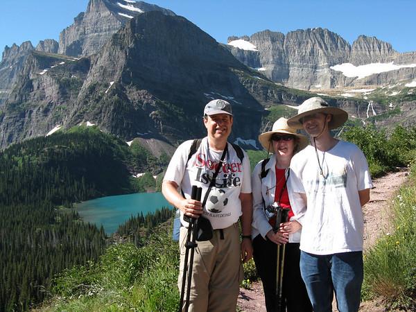 Glacier National Park 2008
