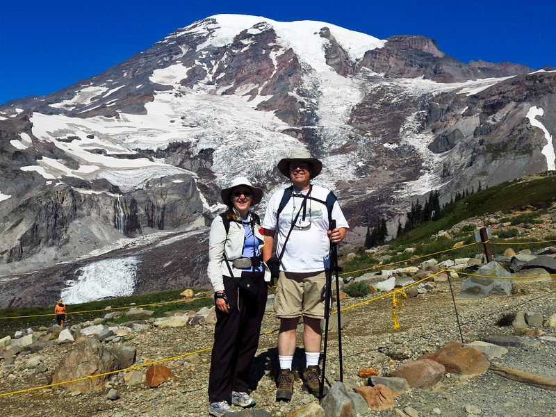 Mount Rainier NP 2013